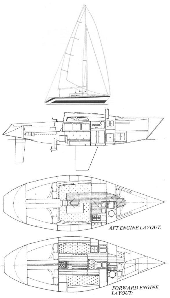ELIMINATOR (1/2 TON) drawing