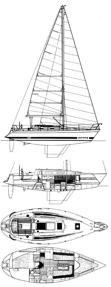 ELITE 324 drawing