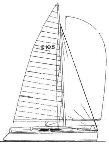ELLIOTT 10.5 drawing