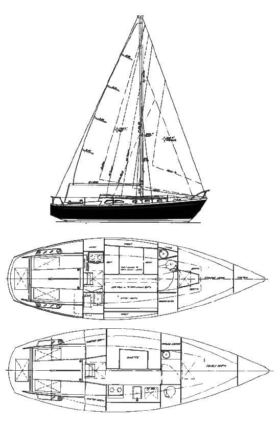 ERICSON 30-1 drawing