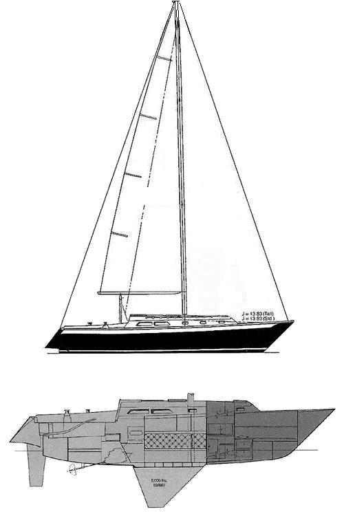 ERICSON 34T drawing