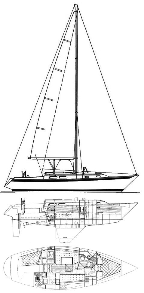 ERICSON 35-3 drawing