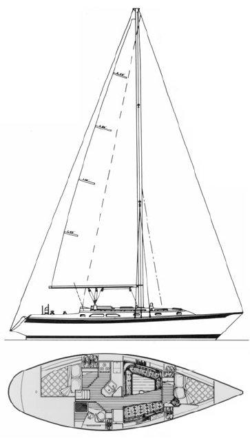 ERICSON 38-200 drawing