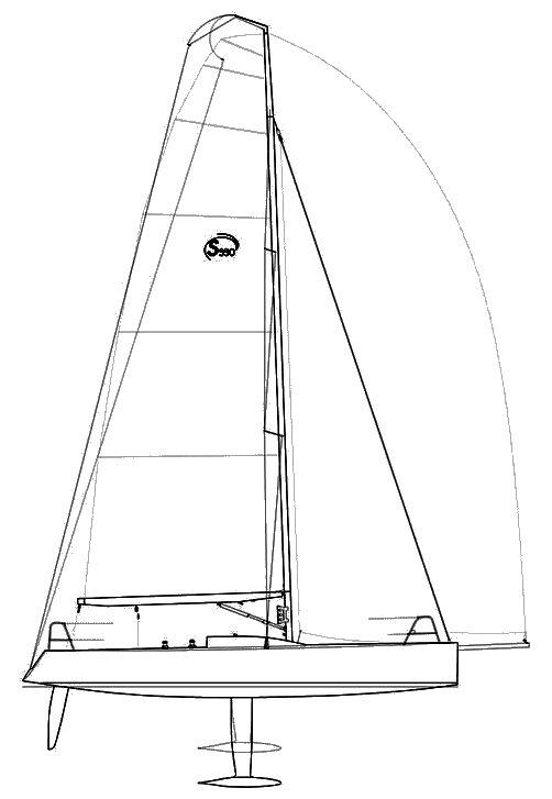 ESSE 990 drawing