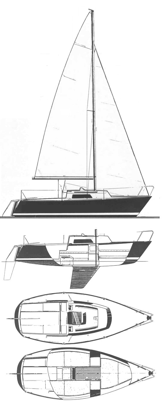 EXPRESS 20 (KILLING) sailboat specifications and details ...