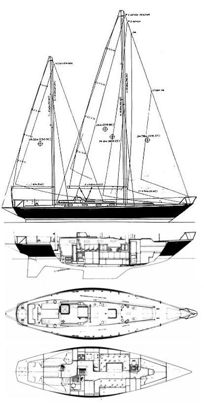 F&C 44 drawing