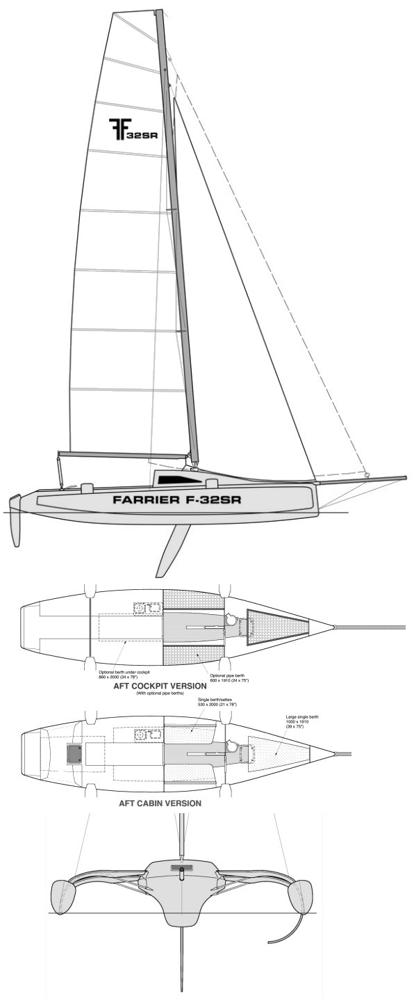 F-32SR drawing