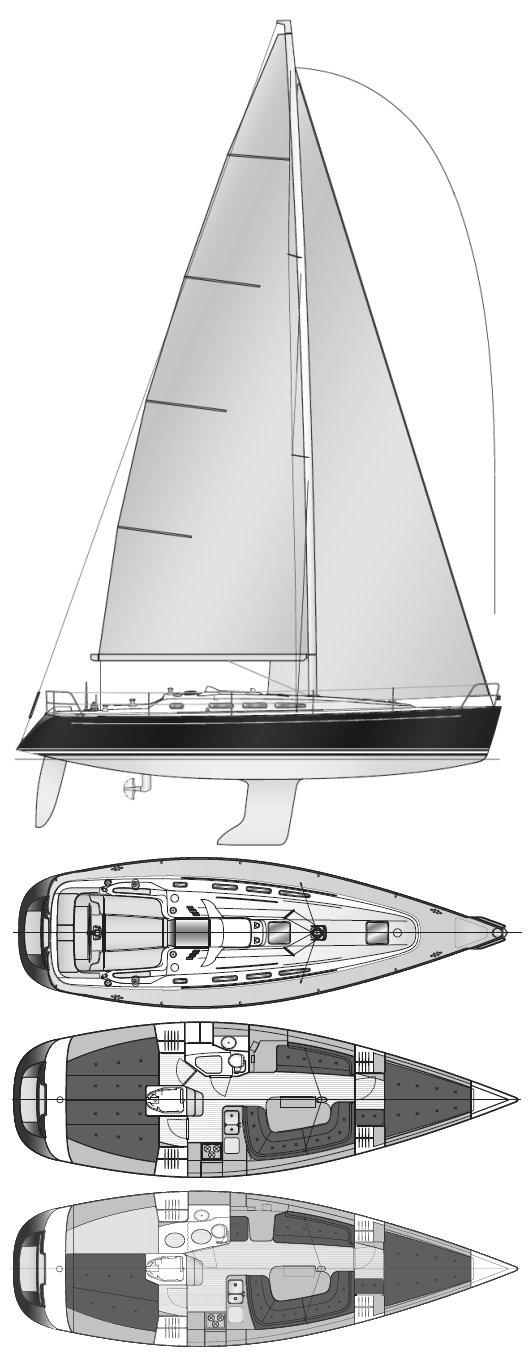 FINNGULF 41 drawing
