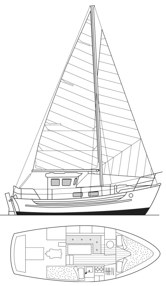 FISHER 25 MS drawing