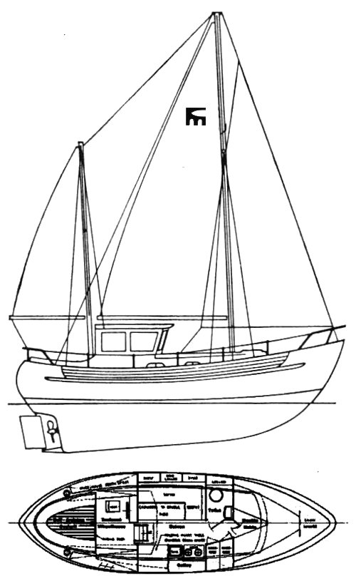 FISHER 30 MS drawing