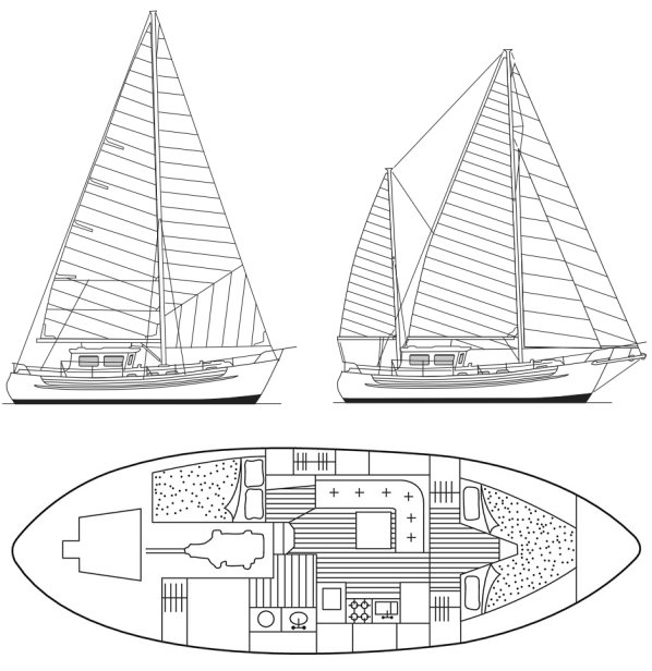 FISHER 37 MS drawing