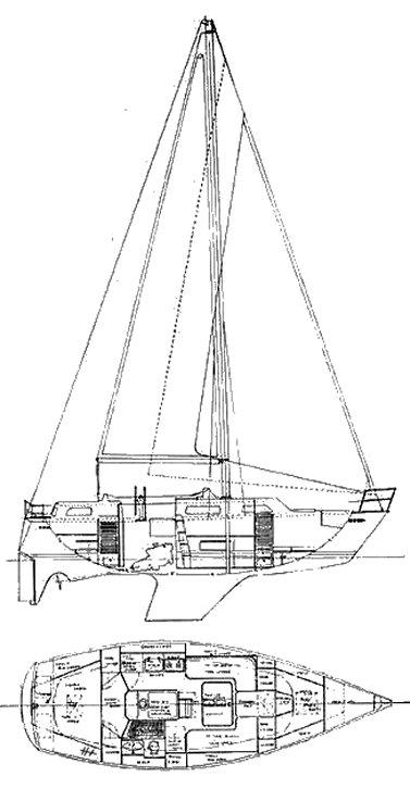 FORMOSA 34 drawing