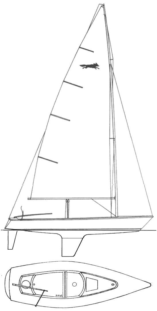 FOX 18 (KIRBY) drawing