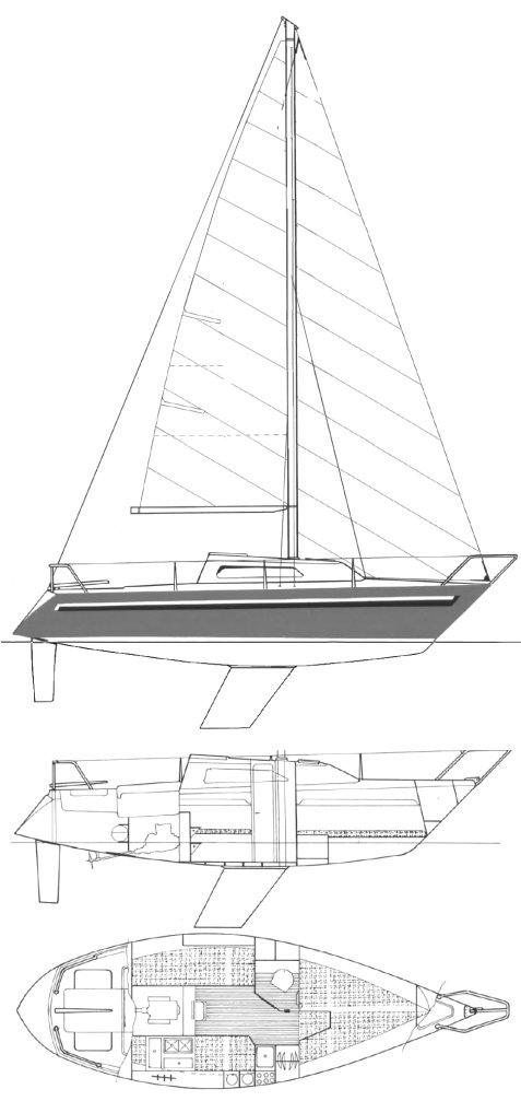 FURIA D25 drawing
