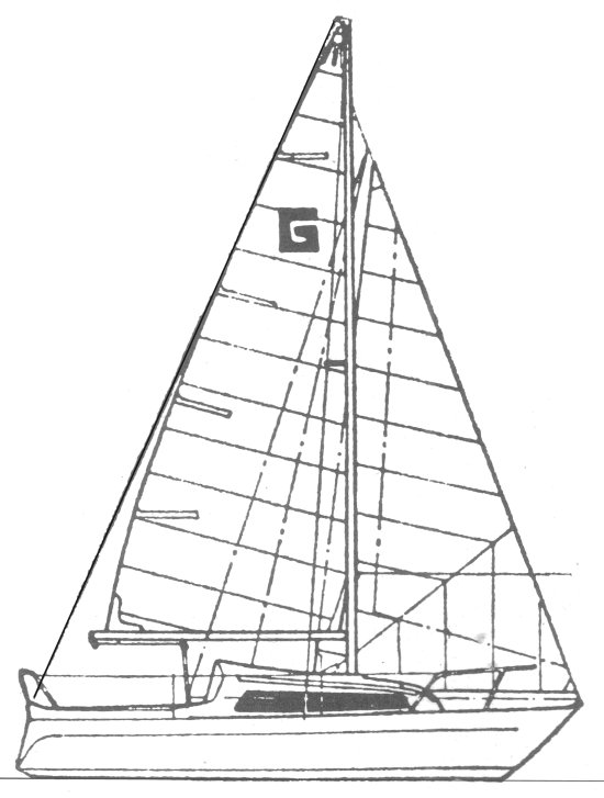 GALION 28 drawing