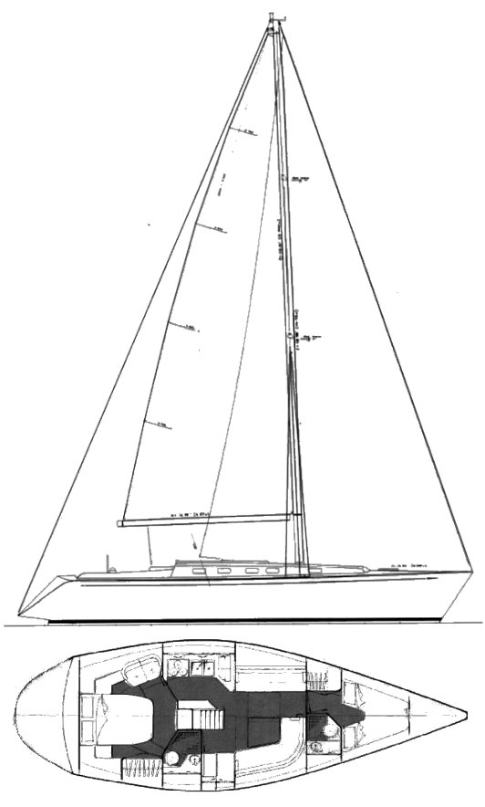 GARRETT 40 CR drawing