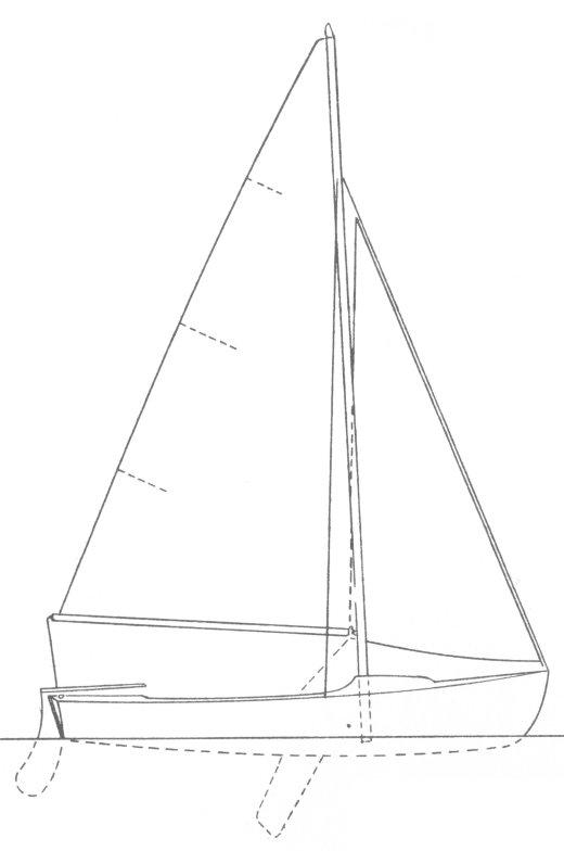 GEMINI (CAPE COD) drawing