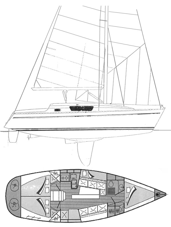 GIB'SEA 362 drawing