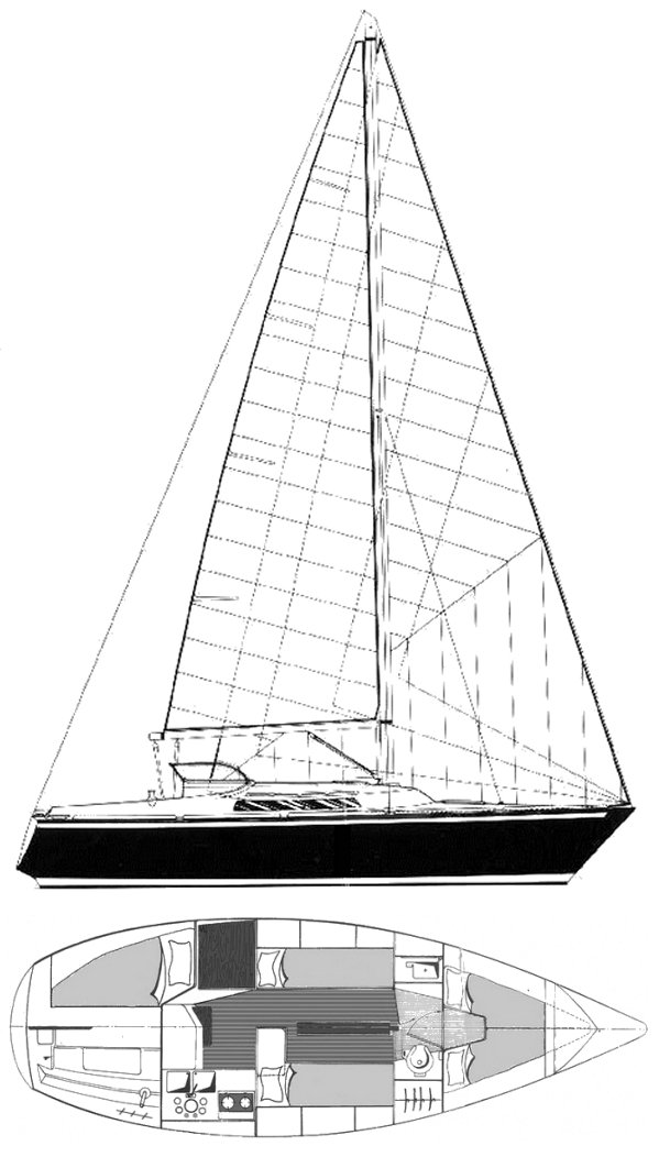 GIB'SEA 30 drawing
