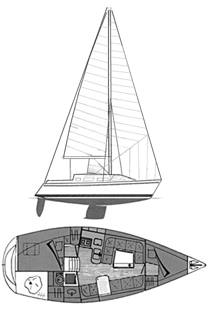 GIB'SEA 312 drawing