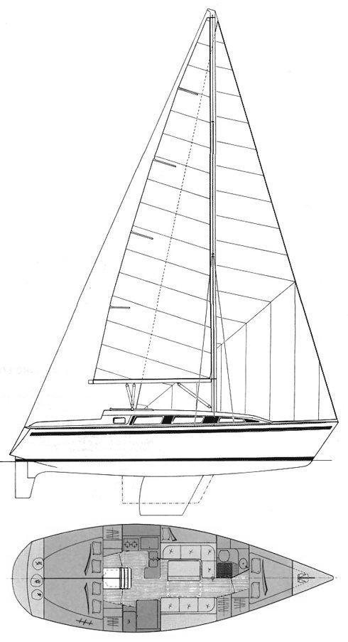 GIB'SEA 372 drawing