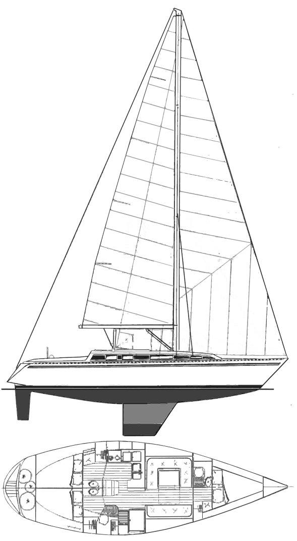 GIB'SEA 402 drawing