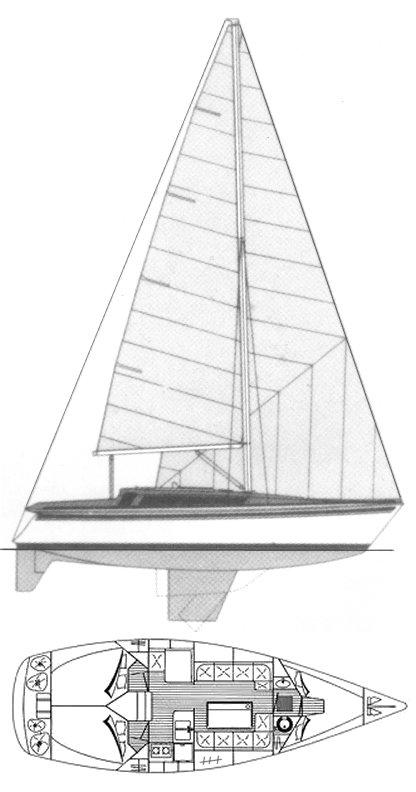 GIB'SEA 96 drawing