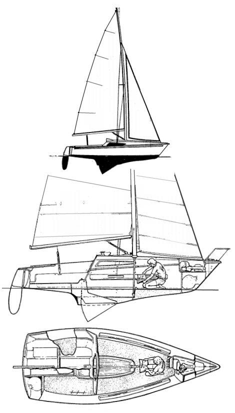 PICO-PLUS (GIB'SEA) drawing