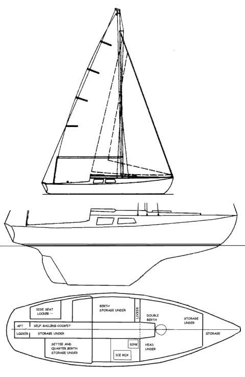 GLADIATOR 24 drawing