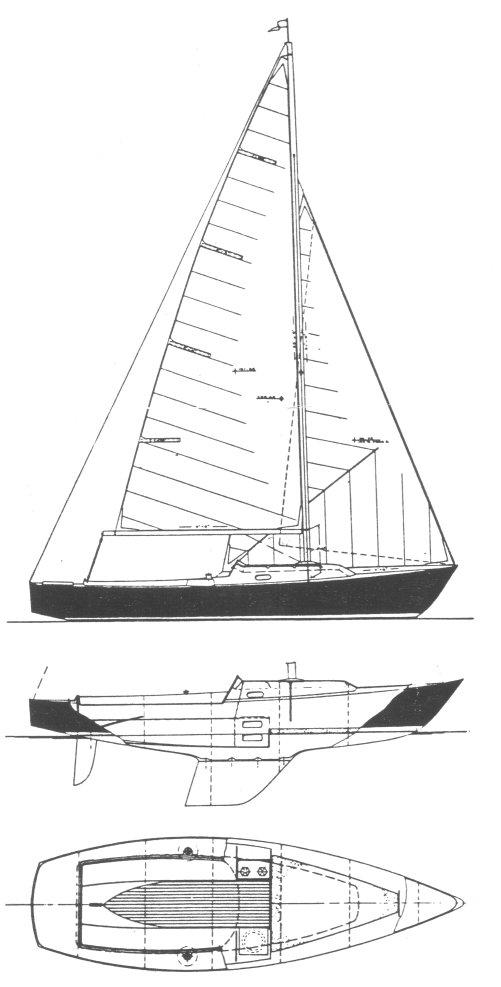 GRAMPIAN 22 drawing