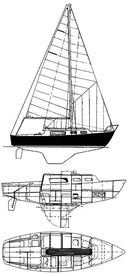 GRAMPIAN 26 drawing