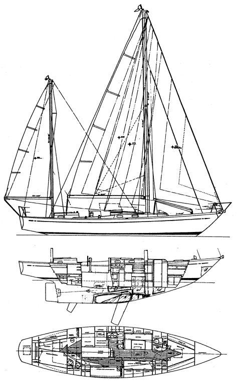 GRAMPIAN 46 drawing