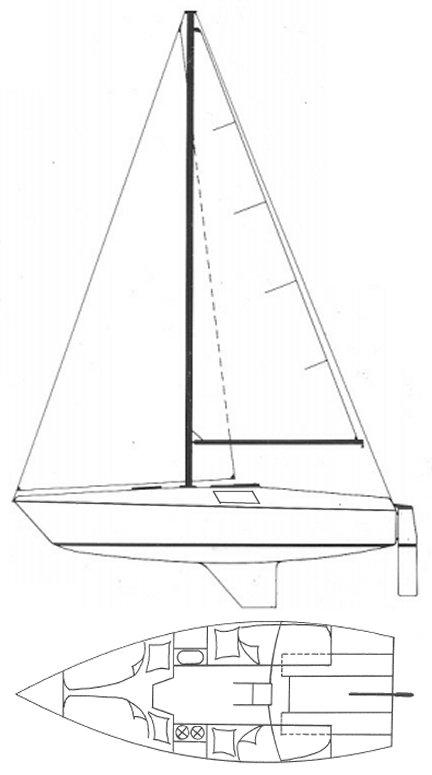 GREYHOUND 20 drawing
