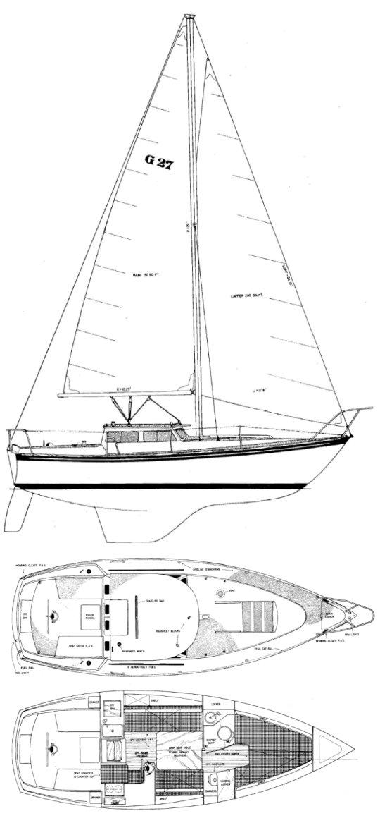 GULF 27 drawing