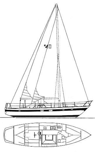GULF 40 (GARDEN) drawing