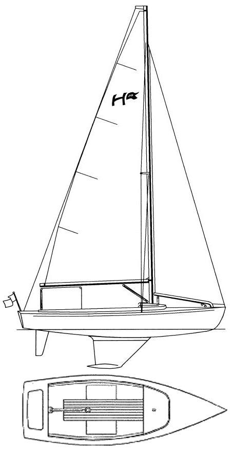 HARBOR 20 drawing