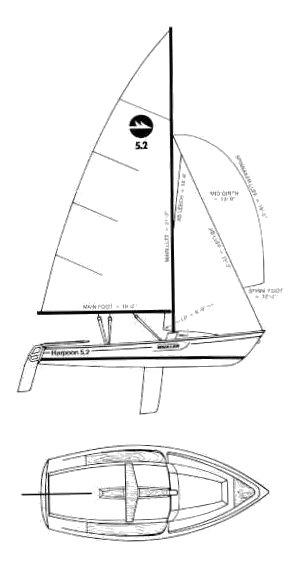 HARPOON 5.2 drawing