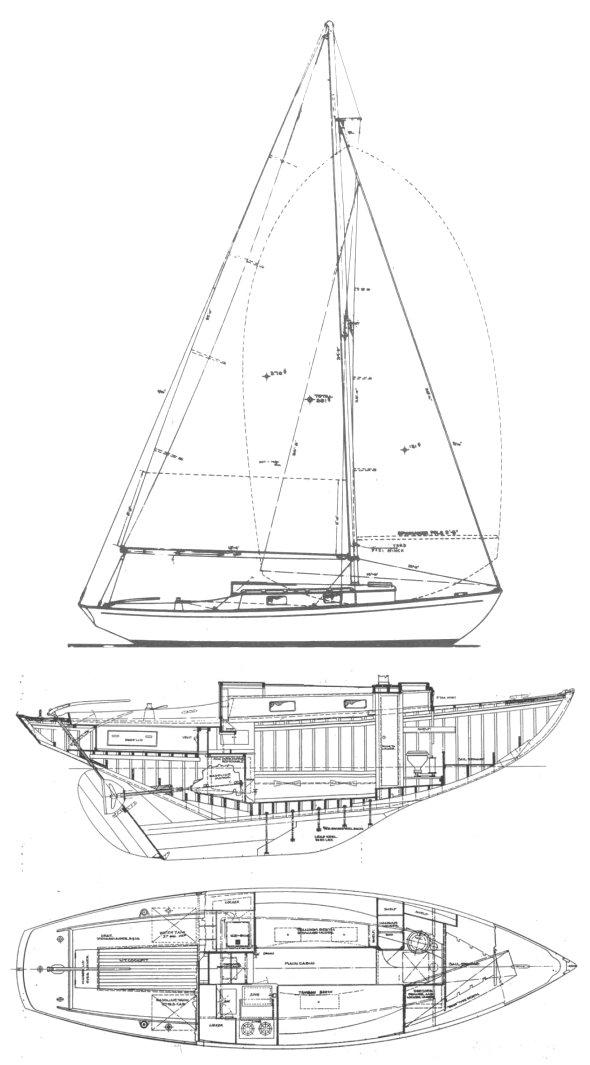HINCKLEY 21 drawing