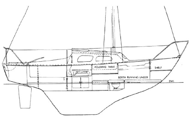 HURLEY 18 drawing