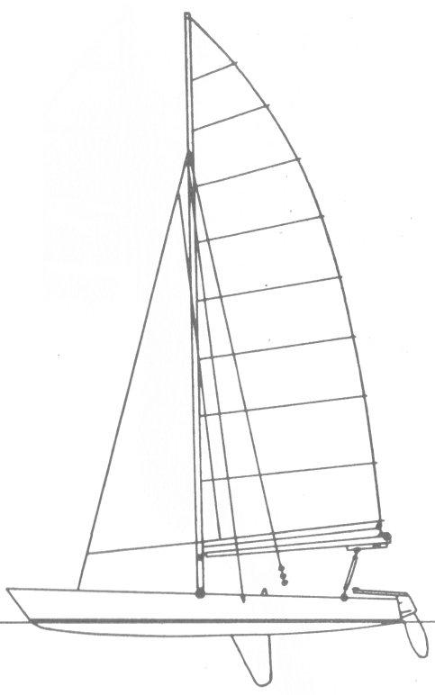 HYDRA 16 drawing