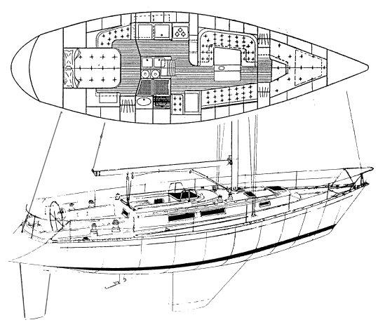 HYLAS 42 drawing