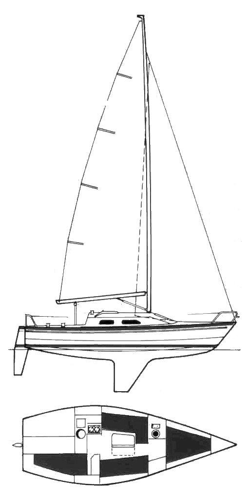 IMPALA 27 drawing