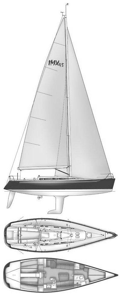 IMX-45 drawing