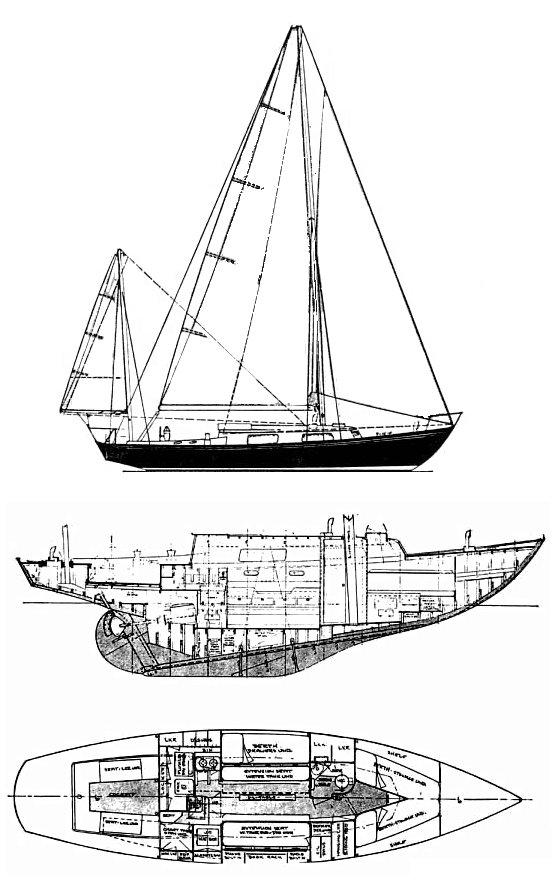 INTERNATIONAL 600 drawing