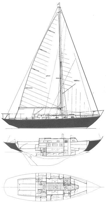 INVADER 36 (C&C) drawing