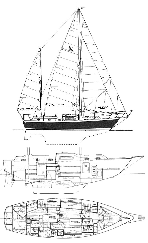 IRWIN 37-5 drawing