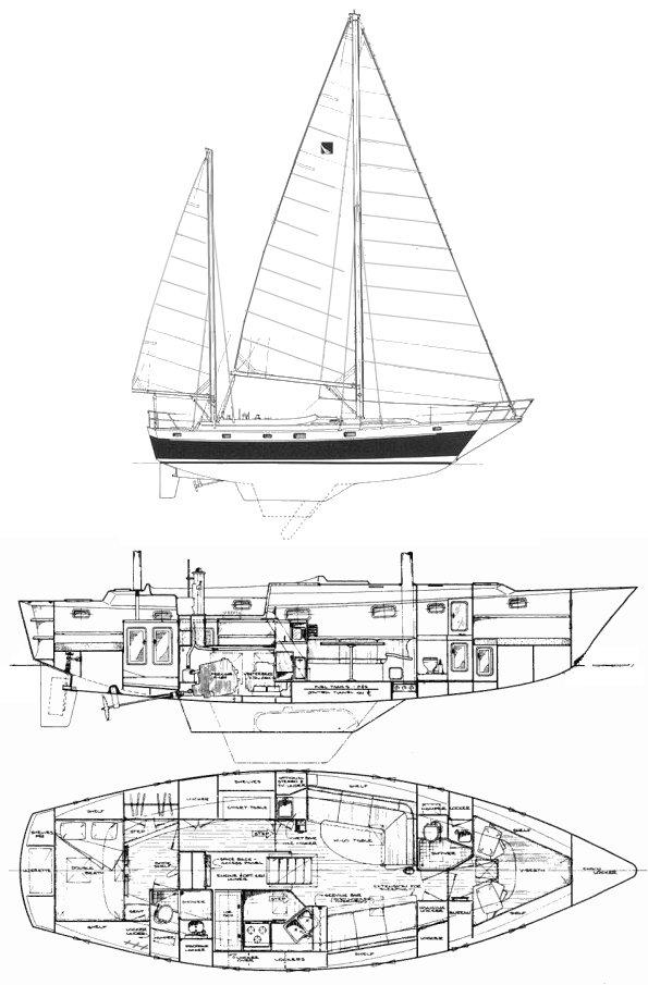 IRWIN 41 drawing