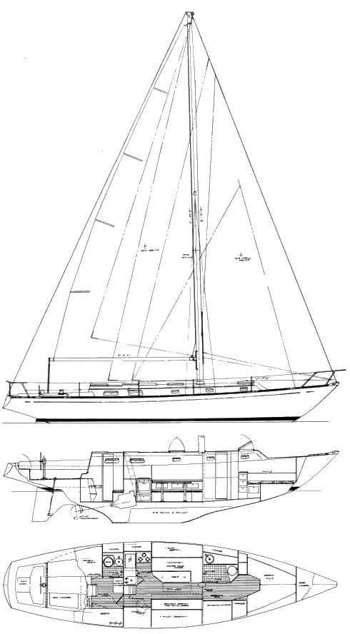 IRWIN 43 (1971) drawing