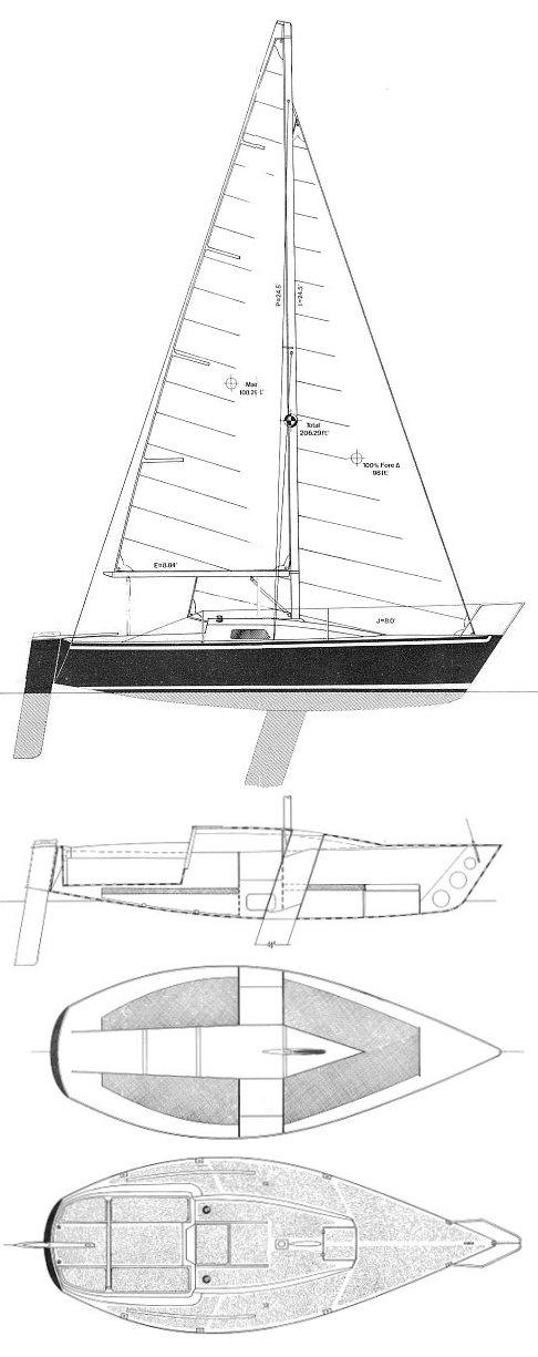 IRWIN MINI-TON drawing