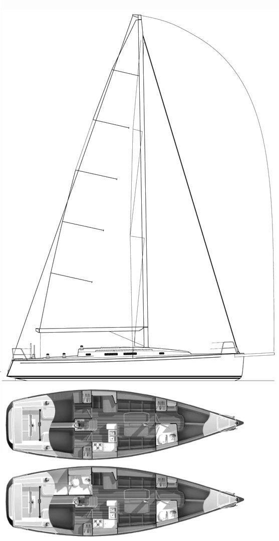 J/122 drawing